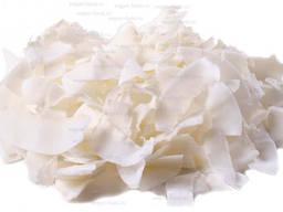 Кокосовые чипсы сырые, без сахара