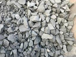 Кокс каменноугольный КД 1 фракция10-25 и 30-70