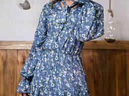 Коктельное нежное женское платье (42-48), доставка по. ..
