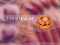 Колбасная продукция и мясные деликатесы