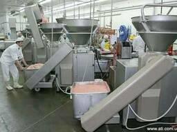 Колбасный цех, оборудование для производства колбасы