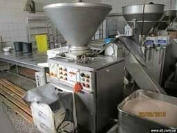 Колбасный шприц наполнитель Handtmann VF 20-300