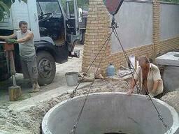 Кольца бетонные для колодцев Николаев ЖБ кольца для колодцев - фото 2