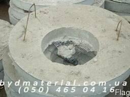 Кольца бетонные, канализационные кольца крышки, люки.