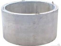 Кольца для колодцев КС 10. 5 1000 * 1160 * 490