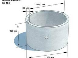 Кольца для колодцев КС 10-6