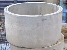 Кольца колодца ЖБИ изделий 1м