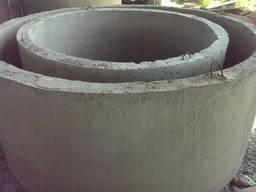 Кольца колодцев ЖБ - фото 2