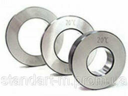 Кольца образцовые для нутромеров 6-10 мод. 105, 10-18 мод.104, 18-50 мод.109