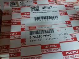 Кольца поршневые 6НН1 Isuzu 8943907990