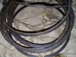 Кольца поршневые компрессора intertool pt -0052- 120 мм
