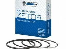 Кольца поршневые на двигатель Zetor Зетор 5201; 7201