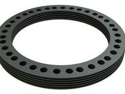 Ущільнювальне кільце для азбестоцементної муфти азбестовим САМ 200