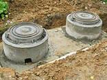 Выгребная яма, сливная яма, колодец - фото 1