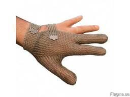Кольчужная перчатка трехпалая Niroflex 2000