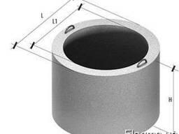 Кольцо для колодца КС 20. 9 разм. 2200х2000х890мм