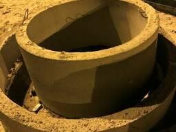 Кольца для колодцев стеновые КЦ 25-12 ЖБ