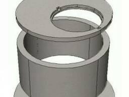 Кольцо колодца КС10.9, крышка колодца
