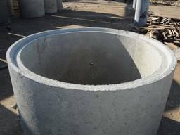 Кольцо колодца бетонное марки КС 24.20