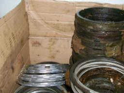 Кольцо маслосъемное волна 01-120004-1 тип двигателя 18/22