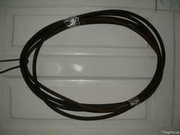 Кольцо резиновое уплотнительное для клапанов 19ч21р, 19ч24р