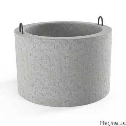 Кольцо стеновое железобетонное КС10 90х1200 мм