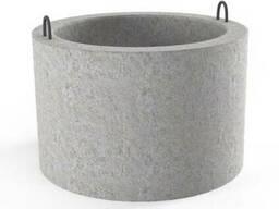 Кольцо стеновое железобетонное КС10 90х1200 мм - фото 1