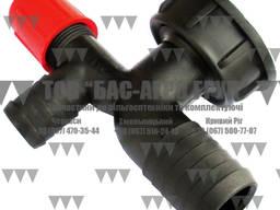 Колено фильтра спускное с краном d-32 (224651) Agroplast