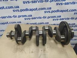 Коленвал 1.6 8V sk BGU 75 кВт Skoda Octavia A5 04-13, 06A105021D