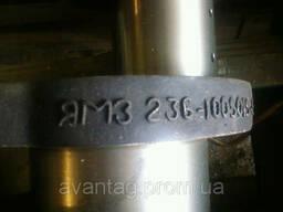 Коленвал ЯМЗ-236. Вал коленчатый ЯМЗ 236. Коленчатый вал ЯМЗ