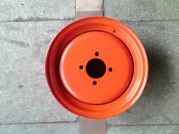 Колесный диск R12 для минитрактора Kubota, Iseki, Yanmar