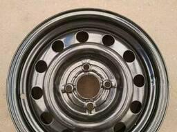 Колесный диск стальной Hyundai Хюндай Акцент. Гетс - фото 1