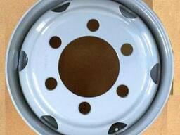 Колесные диски 6. 0x17. 5 Богдан производство КрКЗ