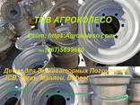 Колесные диски для JCB, CAT, Volvo, Komatsu, Manitou, Fermec - фото 4