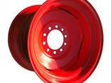 Колесные диски изготовление John Deere, Case, Lexion, Mega - фото 3
