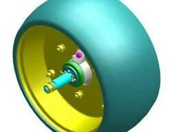 Колесо Н 041.09.000 (прикатывающее колесо СУПН)