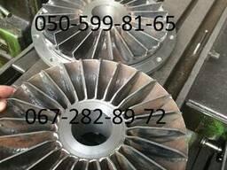 Колесо насосное 14.08.00.030, Колесо турбинное 14.08.00.040