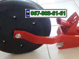 Прикатка СЗ-3. 6 колесо прикатывающее