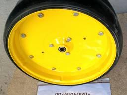 Колесо прикатывающее в cборе 4,5х16 Джон Дир, GP AA35392