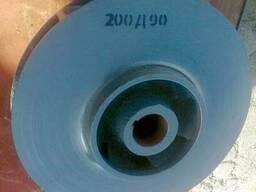 Колесо рабочее к насосу 200Д90 (VIPOM)
