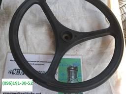 Колесо рулевое МТЗ руль 3 спицы 85-3402015 нового образца