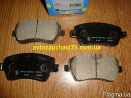 Колодка Nissan, Renault, Suzuki