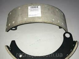 Колодка тормозная ГАЗ 53 задняя длинная накладка. ..