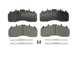 Колодки передн. /задние Rvi C, D, Premium 2; Volvo770