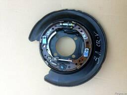 Колодки ручника 43053-SWW-000 на Honda CR-V 07-12 (Хонда ЦРВ