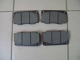 Колодки тормозные дисковые к грузовику Hyundai HD 65/72/78.