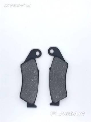 Колодки тормозные дисковые передние FA185TT (аналог) синтетические OFF-ROAD