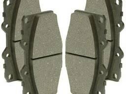 Колодки тормозные Man Tga, Rvi Magnum Dxi,Premium 29131