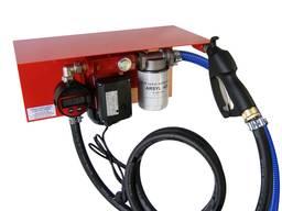 Колонка 220В 30 л/мин с электрон. Точным счетчиком для ДТ