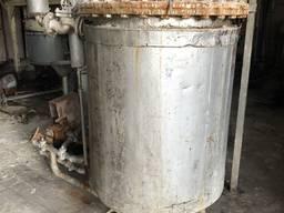 Колонка варочна 1000 кг/год